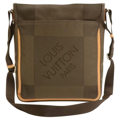 Louis Vuitton Borsa di tela Compagnon Terre Damier Geant