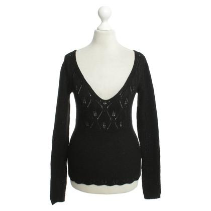 Dolce & Gabbana Pull nl tricot noir