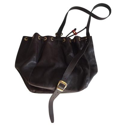 Fendi Sac leather