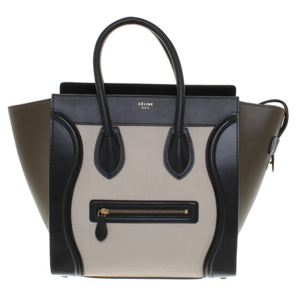 "Céline ""Mini Luggage Bag"""