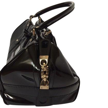 Gucci Handtasche aus Lackleder