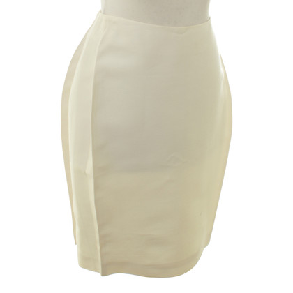 Calvin Klein Pencil skirt in cream