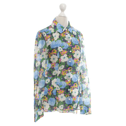 Carven blouse Multicolor