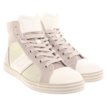 Hogan Sneakers in beige