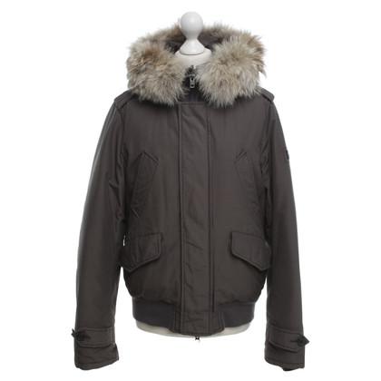 Woolrich Daunenjacke in Grau