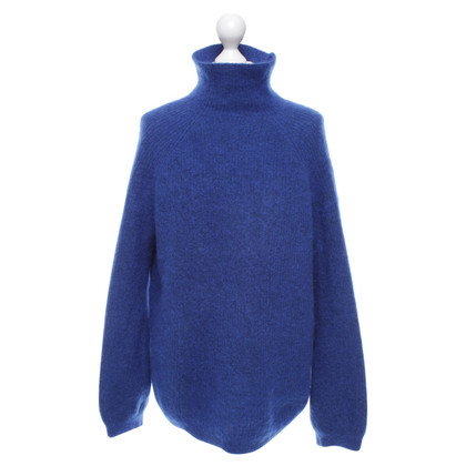 By Malene Birger Knit sweater in blue