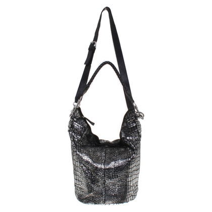 Liebeskind Berlin Silver colored Tote Bag