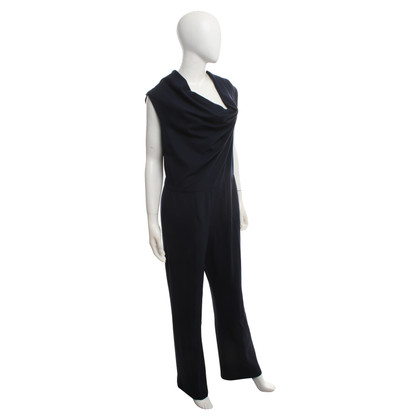 Escada Jumpsuit in Marineblau