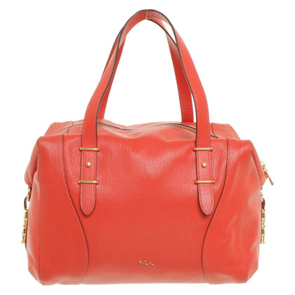 Ralph Lauren Handbag in red