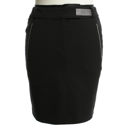 Blumarine skirt with Strassapplikation
