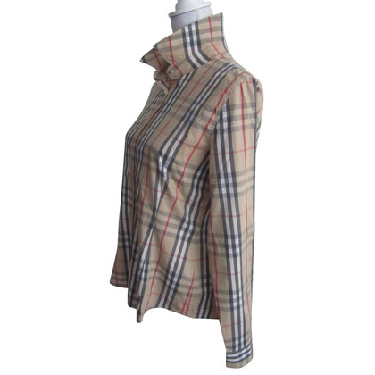 Burberry Nova Check Blouse