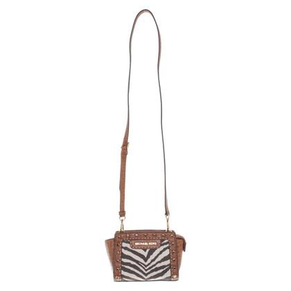 Michael Kors Small shoulder bag in safari look