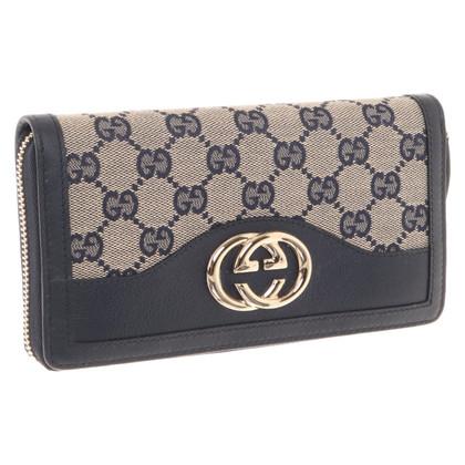 Gucci Purse with Guccissima pattern