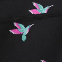 Kate Spade Yoga pants with bird motif