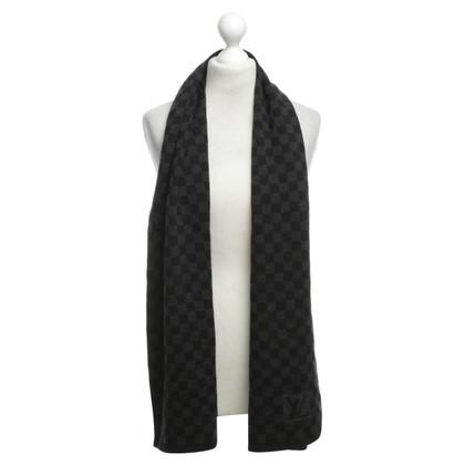 Louis Vuitton Sjaal in bicolor