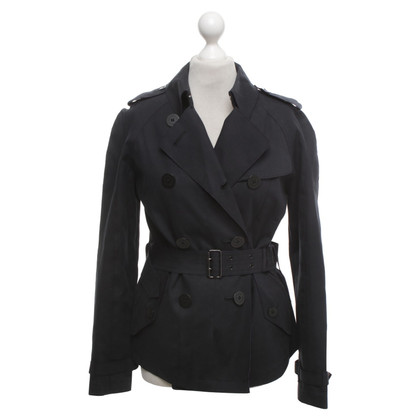 Burberry Trench jacket in black