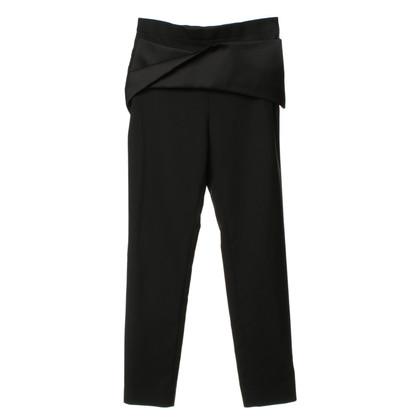 Balenciaga Broek in zwart