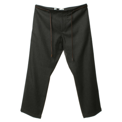 Brunello Cucinelli Broek in antraciet