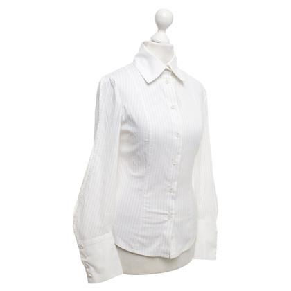 Patrizia Pepe Krijtstreep blouse