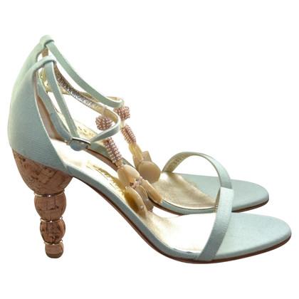 Salvatore Ferragamo nieuwe sandalen