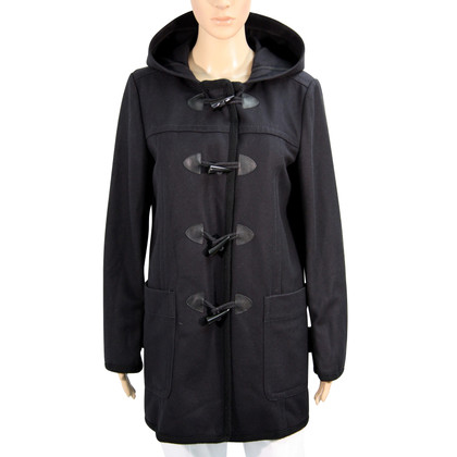 French Connection Wool coat in black