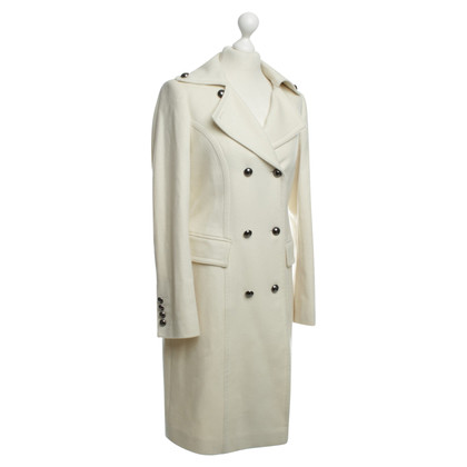 Stefanel Winter coat in cream