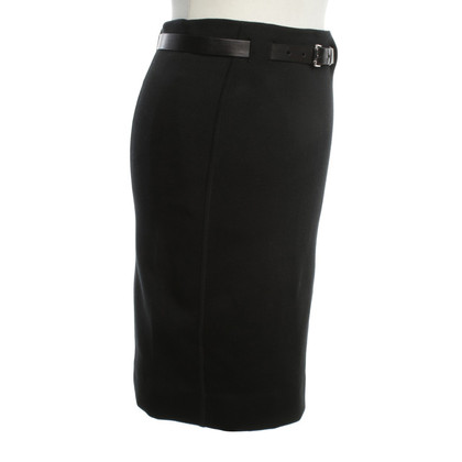Ralph Lauren Black Label skirt in black