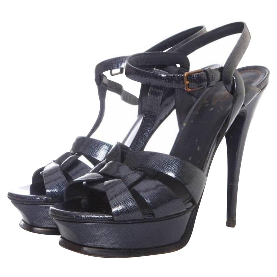 yves saint laurent sandales acheter yves saint laurent. Black Bedroom Furniture Sets. Home Design Ideas