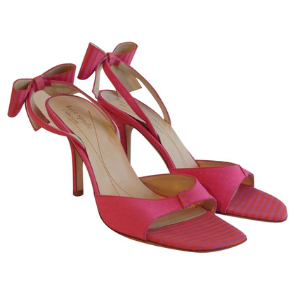 Kate Spade Stilettos in pink / orange