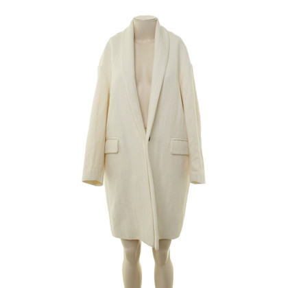 Isabel Marant Oversized jacket in cream