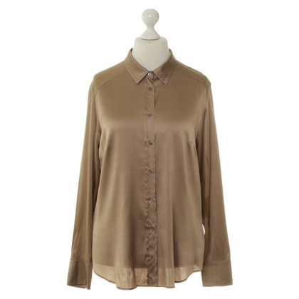 Max Mara Blouse in bronze