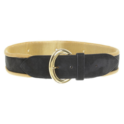 Escada Waist belt of suede