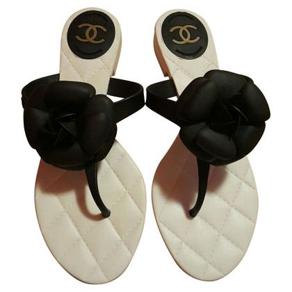 Chanel Infradito Chanel Sandals  Tg. 38