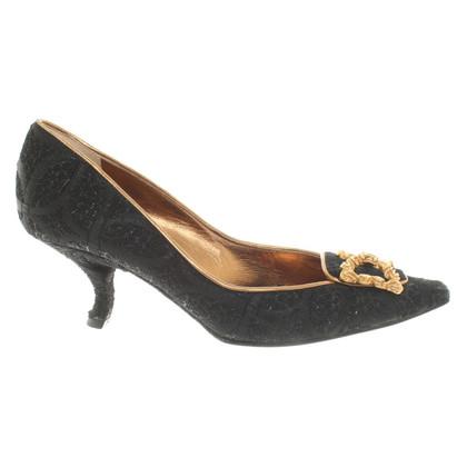 Dolce & Gabbana pumps in black