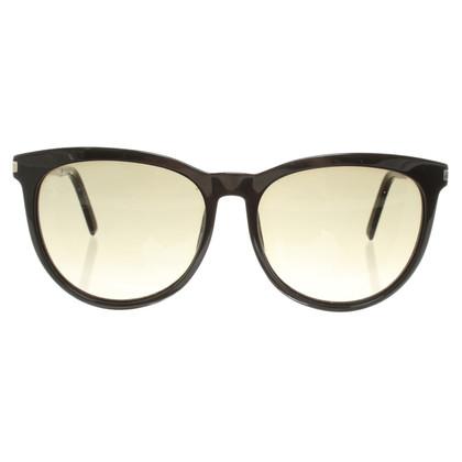 Saint Laurent zwarte zonnebril