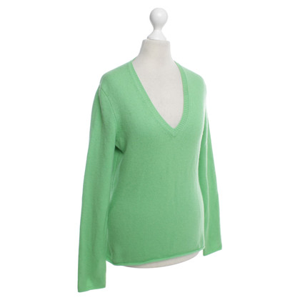 Joe Taft Cashmere sweater in green