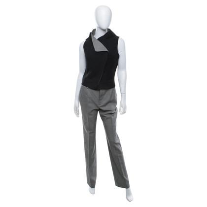 Balenciaga Pantsuit in grijs / zwart