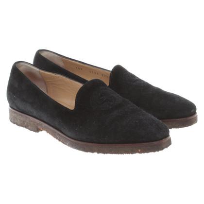 Gucci Pantofola in nero