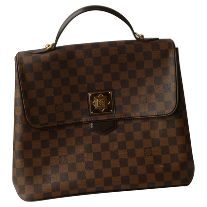 "Louis Vuitton ""Bergamo GM Damier Ebene Canvas"""