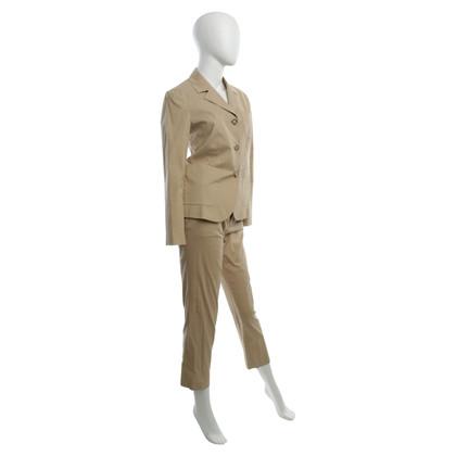 Prada Anzug in Beige