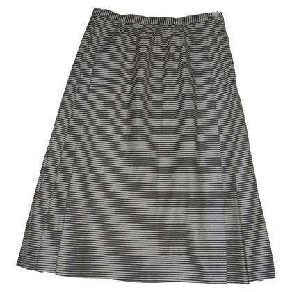 Valentino wool skirt