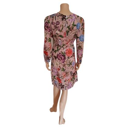 Gucci Kleid aus Seide