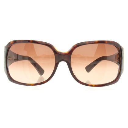 Fendi Sunglasses with logo pattern