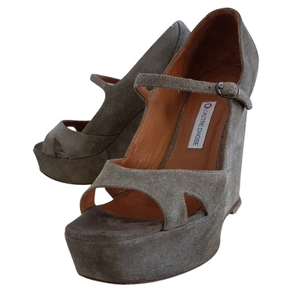 L'autre Chose Sandalen Wedge