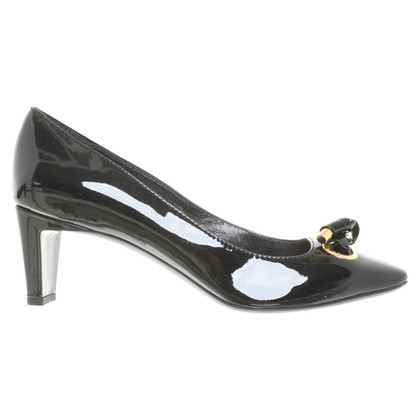 Christian Dior Pumps in Schwarz