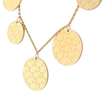 Swarovski Chain in gouden kleuren