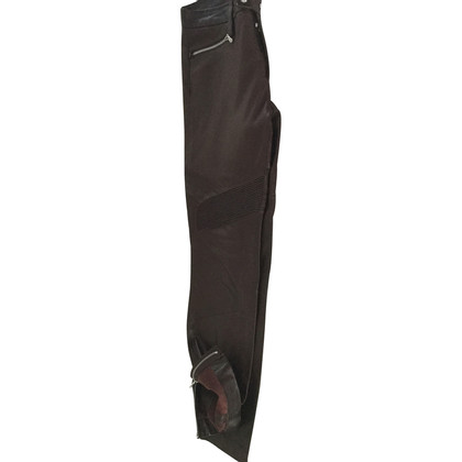 Ralph Lauren Brown leather pants