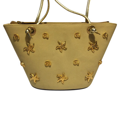 Escada Handbag with shells