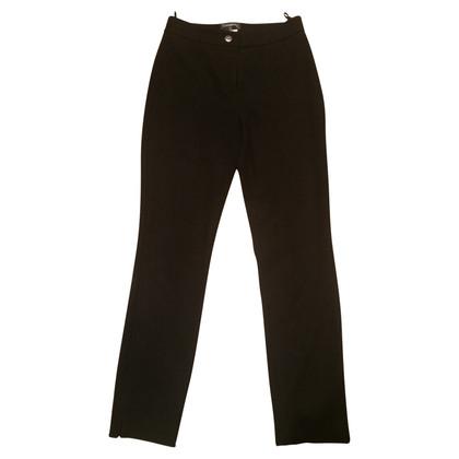Chanel Pantaloni di seta / cashmere