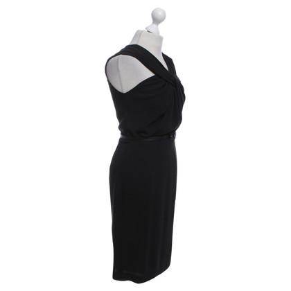 Christian Dior Elegant dress in black